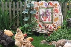 Garden Quilt Series - Bea's Quilt